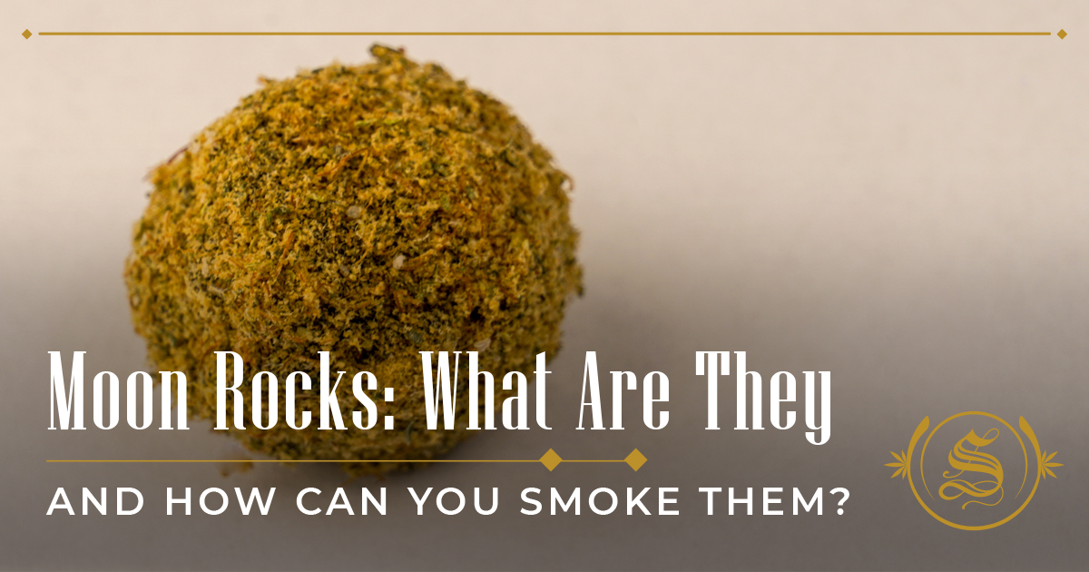 Moon Rocks: What Are They and How Can You Smoke Them?