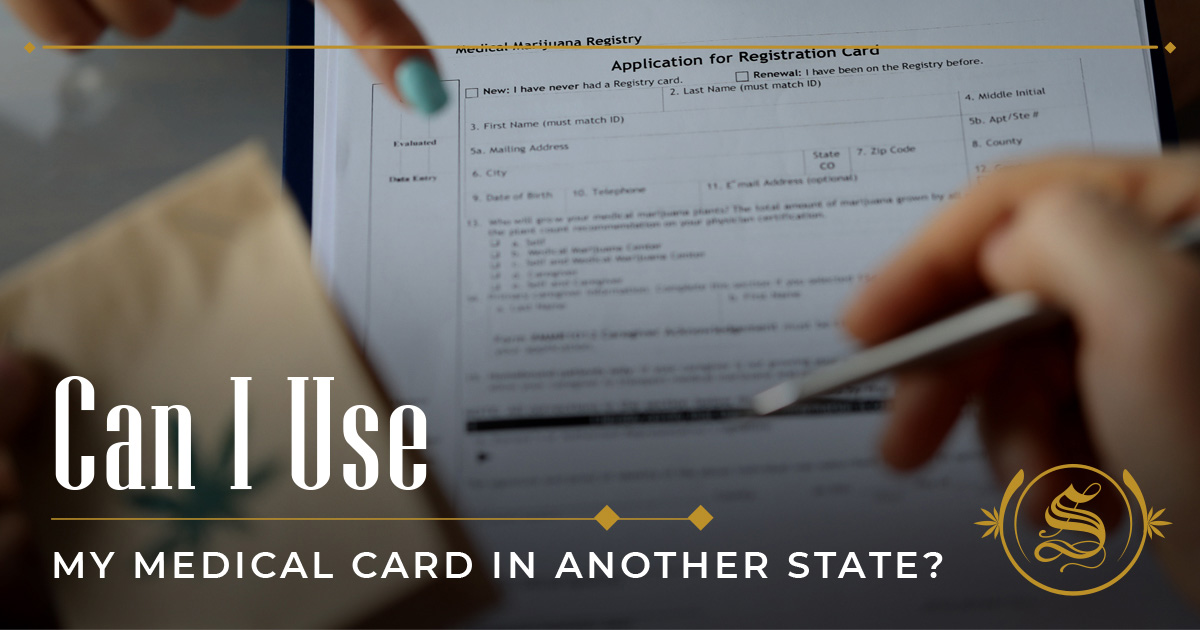 Can I Use My Medical Card in Another State